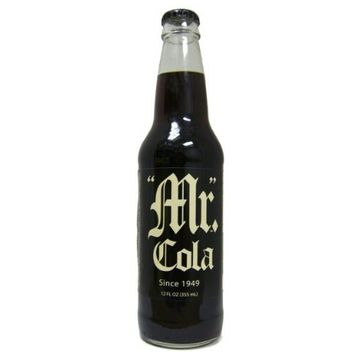 (Retro) Mr. Cola 12 Pack : Soda Soft Drinks : Grocery & Gourmet Food