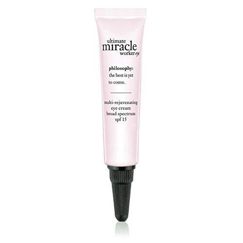 Philosophy Ultimate Miracle Worker Eye Cream, Travel Size, .1 Oz