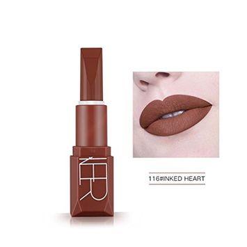 Rockrok Pudaier Matte Lipstick Moisturizing Permanent Waterproof Long Lasting Nourish Makeup