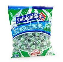 Colombina Spearmint Round Mints 38 Ounce Bag