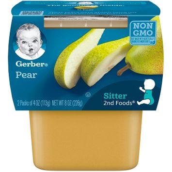 Gerber 2nd Foods® Baby Food | Pear