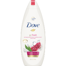 Dove Rejuvenating Body Wash with Pomegranate and Hibiscus Tea