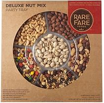Rare Fare Foods Deluxe Nut Mix Party Tray (32.25 oz.)