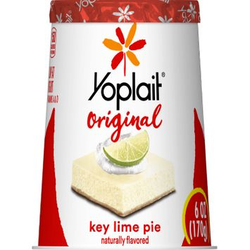 Yoplait Original Yogurt, Low Fat Yogurt, Key Lime Pie, 6.0 oz