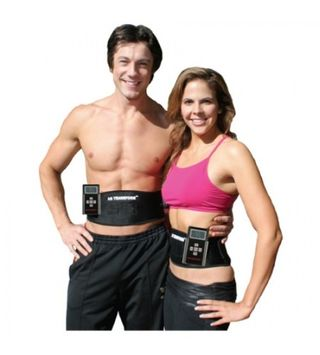 Yphone Ab Transform Elite Muscle Stimulator Toning System Tightens Strengthens Abs In Days