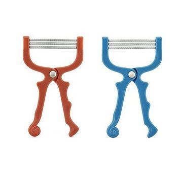 ULTNICE Facial Hair Removal Face Hair Threader Remover Threading Beauty Epilator Tool (Random Color)
