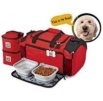 Overland Dog Gear Ultimate Week Away Duffle Bag for Medium and Large Dogs