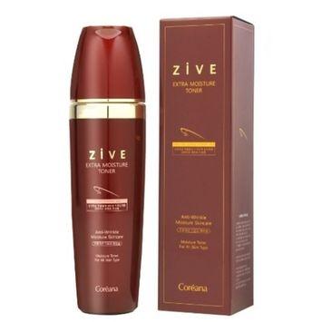 Zive Extra Moisture Toner 140ml(4.73 oz) Wrinkle-Improving Functional Cosmetics