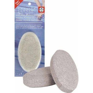Flowery Swedish Clover Natural Pumice Stone