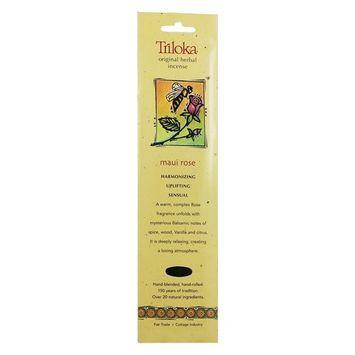 Original Herbal Incense Maui Rose - 10 Stick(s)