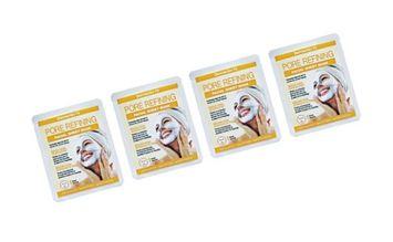 Yphone Pore Refining Facial Sheet Mask (4 Pcs)