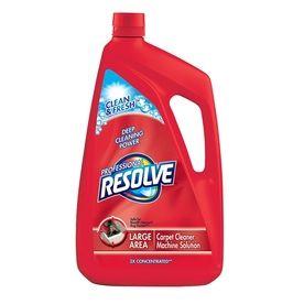 Resolve 96 oz Carpet Cleaner