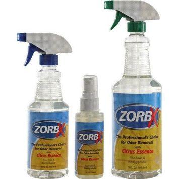 Zorbx - Citrus Value Pack Odor Remover - 16oz, 2oz, 32oz