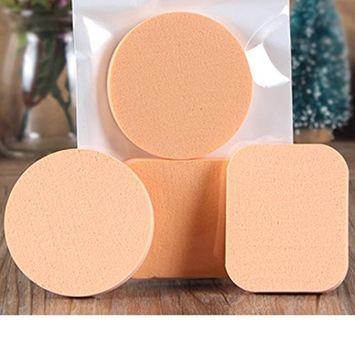 Soft Powder Puff,Fheaven 2PCS Makeup Foundation Beauty Cosmetic Facial Face Sponge Powder Puff