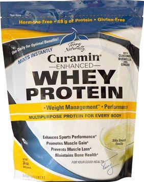 Europharma Terry Naturally Curamin Enhanced Whey Protein EuroPharma (Terry Naturally) 24 oz Powder