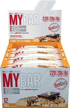 ProSupps MyBar - 1 Bar Peanut Butter Crunch