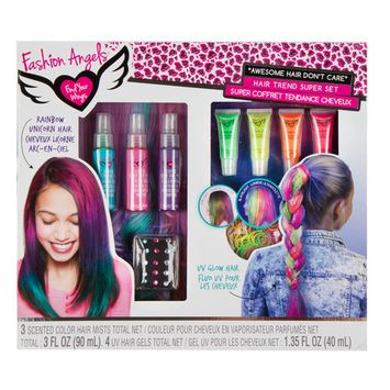 Fashion Angels Hair Trend Super Set