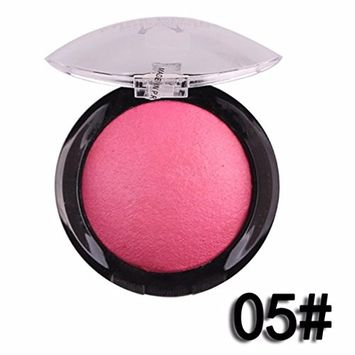 RNTOP Professional Cosmetic Contour Face Powder Makeup Blush Blusher Palette
