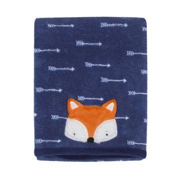 Parent's Choice Applique Blanket, Fox