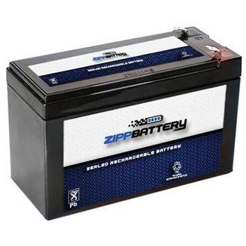 12V 7AH Sealed Lead Acid (SLA) Battery for APC ES500 ES550 LS500 RBC110 RBC2 - ZB-S00017_17238