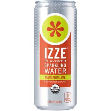 Izze® Sparkling Water Mandarin Lime