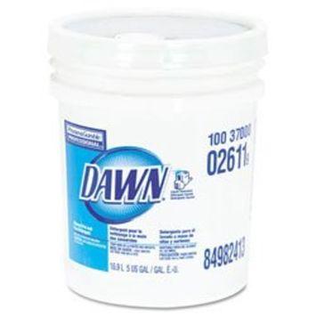 Dawn Professional Pot and Pan Detergent, Regular Scent, 5 Gallons