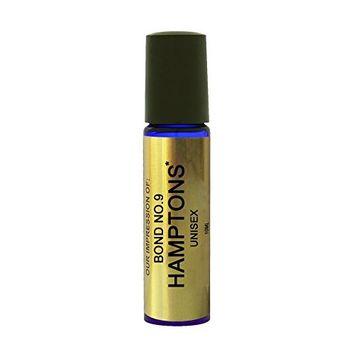 Premium Perfume Oil IMPRESSION with SIMILAR Accords to: -(B9_Hamptons)(UNISEX); Long Lasting 100% Pure No Alcohol Oil - Perfume Oil VERSION/TYPE; Not Original Brand