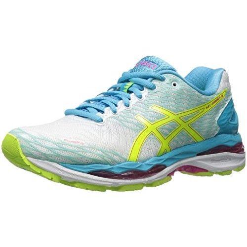 ASICS Women's Gel-Nimbus 18 Running Shoe []
