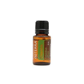 1 bottle New & Sealed Doterra Cilantro Essential Oil 100% Pure Therapeutic Grade Essential Oil 15ml + FREE Shipping