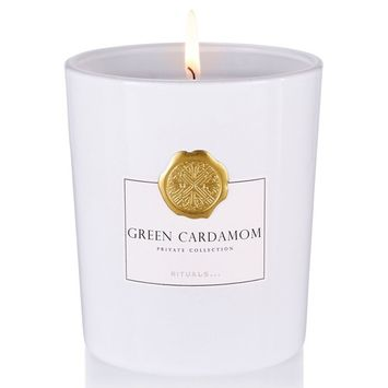 Green Cardamom Scented Candle, 12.6-oz.