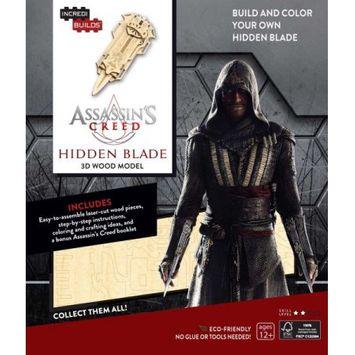 IncrediBuilds: Assassin's Creed 3D Wood Model