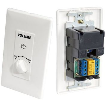 Pyle High Power Volume Control w/Built In Relay Circuit