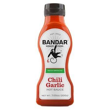 Bandar™ Chili Garlic Hot Sauce 7.05 oz