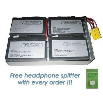 Sealed Lead-Acid battery for APC SU1400RM2U