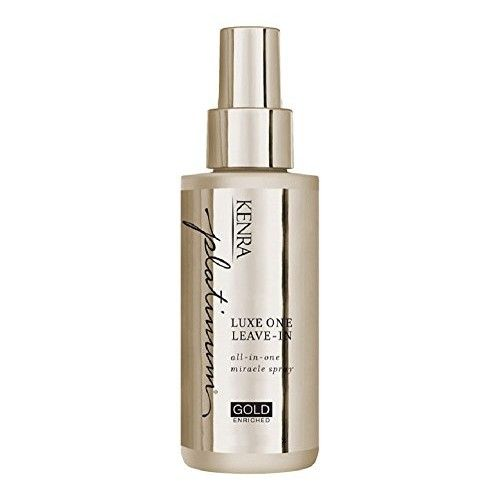 Kenra Platinum All In One Miracle Spray -Gold Luxe One Leave In- Travel Size Spray 30ml/1 fl oz.