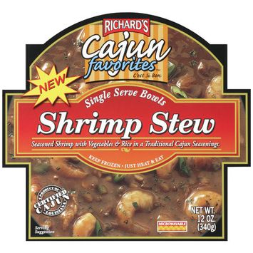 Richard's Cajun Favorites Shrimp Stew, 12 oz