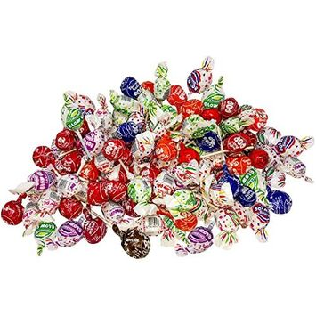 Assorted Charms Blow Pops & Tootsie Pops Bulk Candy 10 Flavor Lollipops Variety Value Pack 8.5 Lb (137.6 Oz)