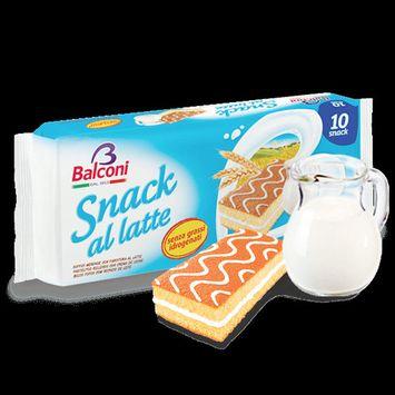 Snack Al Latte (Balconi) 10pk 280g