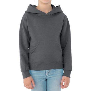 Boys' Pill-Resistant Performance Fleece Pullover Hoodie