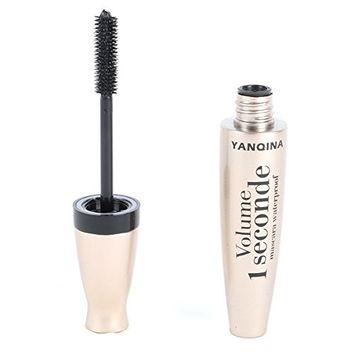 EFINNY Beauty 3D Fiber Eyelash Extension Mascara Waterproof Eyelash Makeup Mascara
