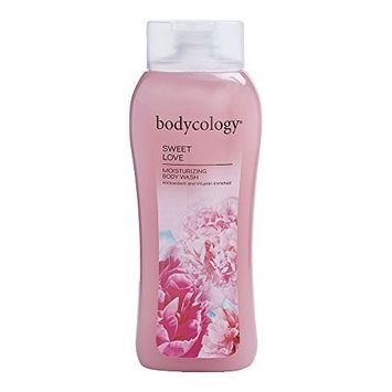 Bodycology Sweet Love Foaming Body Wash, 16 Ounce by Bodycology