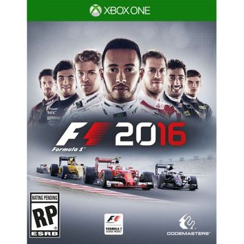 Codemasters Birmingham Studio F1 2016 - Pre-Owned (Xbox One)