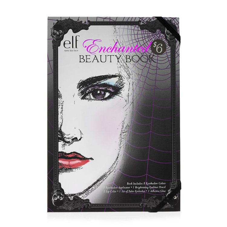e.l.f. Essential Enchanted Beauty Book