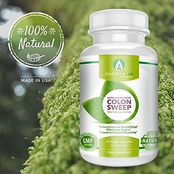 Colon Cleanse Detox & Weight Loss Supplement for Natural and Pure - Lose Belly Fat - Digestive Enzymes - Bloating & Stomach Relief Colon Cleanser Improved Formula Pharmaceutical Grade