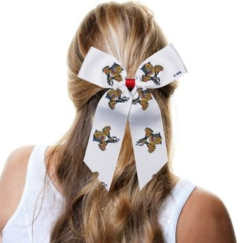 Florida Panthers Cheer Ponytail Holder - No Size