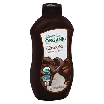 Smucker's Santa Cruz Organic Chocolate Syrup - 15.5 oz