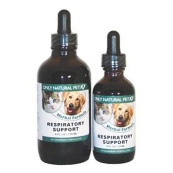 Only Natural Pet Respiratory Support Herbal Formula
