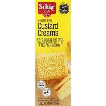 Schar Gluten Free Custard Creams 125g
