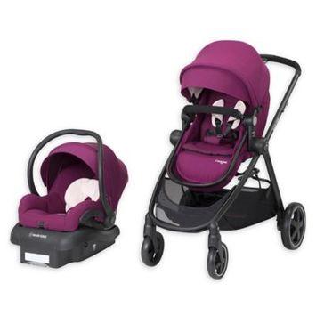 Maxi-cosir Infant Maxi-Cosi 5-1 Mico 30 Infant Car Seat & Zelia Stroller Modular Travel System, Size One Size - Purple