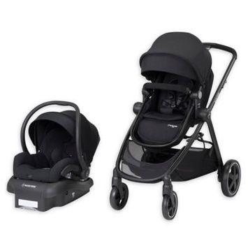 Maxi-cosir Infant Maxi-Cosi 5-1 Mico 30 Infant Car Seat & Zelia Stroller Modular Travel System, Size One Size - Black